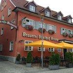 Krone Brauerei u. Gasthof