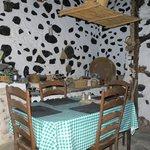 Sala disponibile per la cena