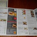 il menù aperto