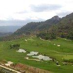 spectacular views at la Galiana