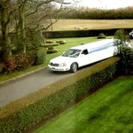 Limo from Gretna Wedding Bureau package