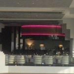 Upstairs Lounge area - St George Hotel