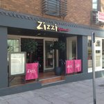 Zizzi Reading Entrance