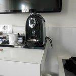 Kaffeemaschine, super Service!