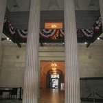 Inside the Federal Hall