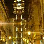 Elevator de St.a Justa