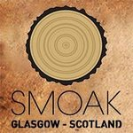 smoak food. GLASGOW, Scotland.