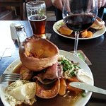 Sunday Lunch absolutely delicious