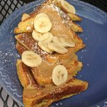 Special - PB & Banana French Toast