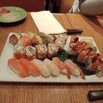 Nigiri and roll selection !