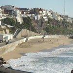 Ericeira Beach Algodio