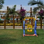 Kids club à côté de la piscine principale