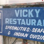 Vicky Restaurant, Belle Mare, Mauritius