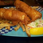Two Piece Halibut - bring your appetite!