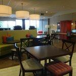 Lobby area multi function