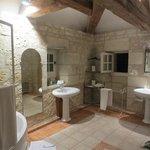 The Knight's Bathroom