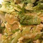 Salade découpée , en sachet !!!!