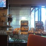 desayuno tipo buffet