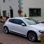 Spaces to park at Ullswater house