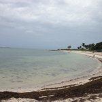Areia na praia !