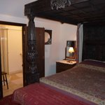 Four poster bed, ensuite