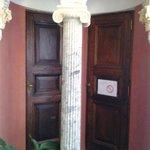 una delle colonne