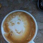 latte:)