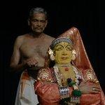 Kathakali - facial expressions demonstrations