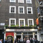 Newman Arms Pub & Pie Room, London, England