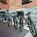Loaner bikes!