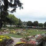 The Sunken Gardens, Lincoln.