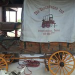 Chuckwagon in the Catina