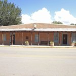 Kit Carson Home and Museum. Taos, New Mexico. His home for 25 years from 1842.