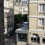 vista sulla piazza dei locali di St.Malo