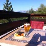boisson en terrasse