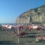 La spiaggia con una convenzione del 30%
