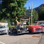 camping avec des réductions pour les véhicules anciens