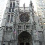 St Thomas Church, New York