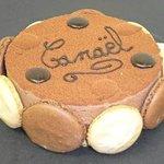 Le Canael mon gâteaux préféré!! Après chaque visite J'en emporte un:)