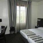 La chambre 2 lits séparés