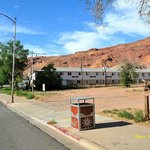 Le Days Inn, au nord de Moab