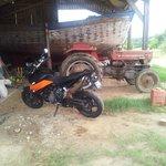Abris moto