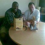 Steve Marlow and Tony TNT Tucker