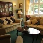 The sitting room, Ditton Lodge Hotel