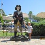 Photo de Pirate's Beach Club
