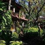 Un des petits bungalows