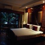 chambre +balcon