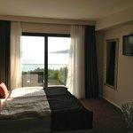 nice room & view