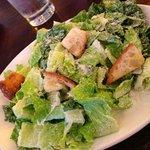Fresh Caesar Salads are wonderful