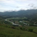 vista al Valle de Orosí